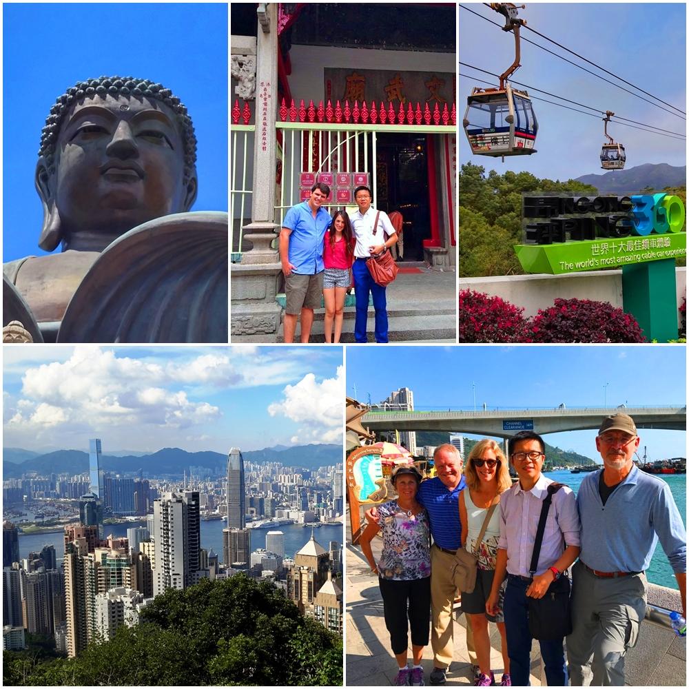Hong Kong & Lantau Island full day private car tour