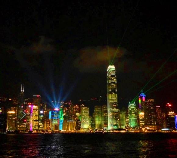 Symphony of Lights Laser Show
