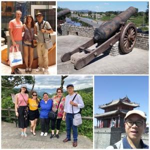 photos with clients, cannon, selfie