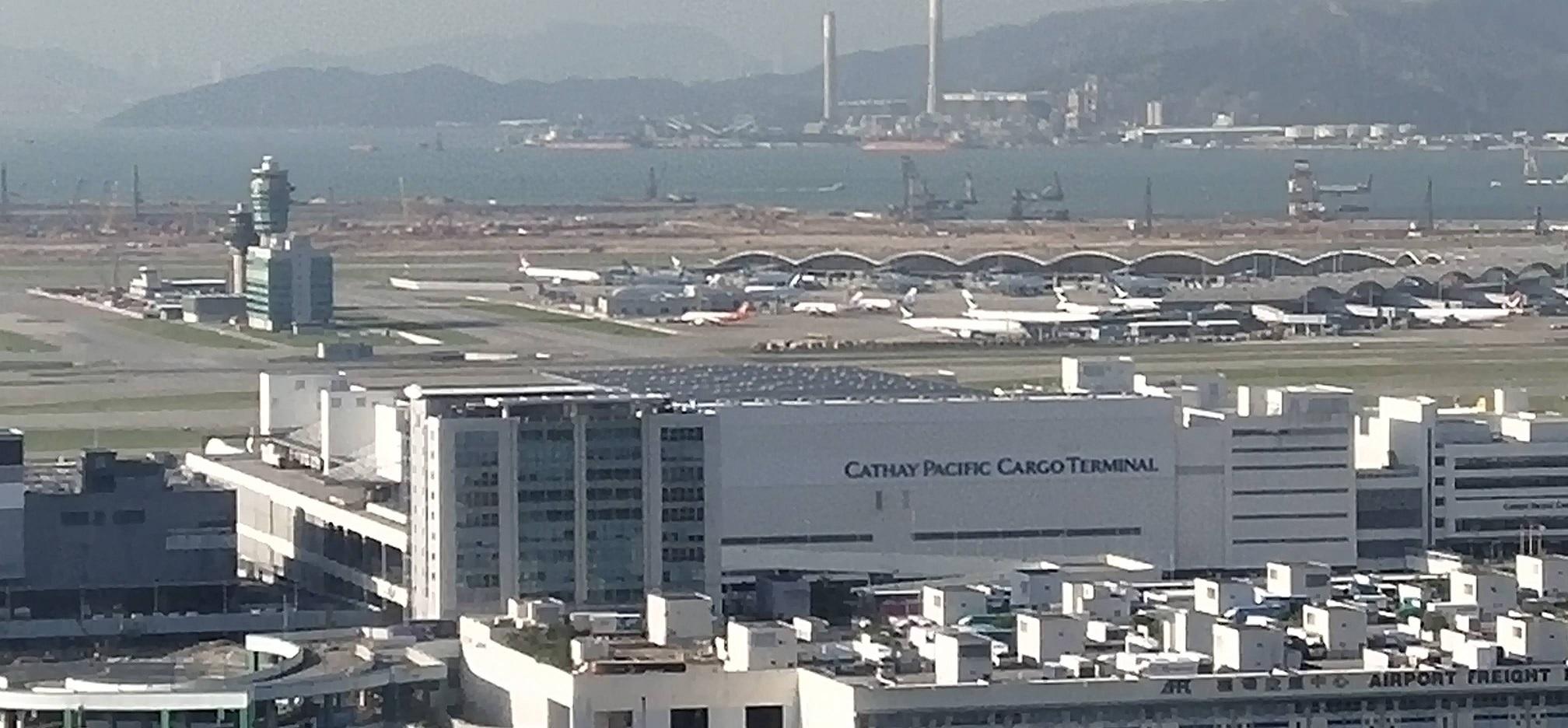 Hong Kong Airport gets new health accreditation.