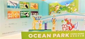 Ocean Park Special Stamp Presentation Pack