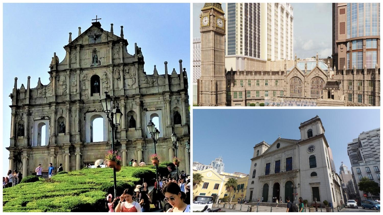 Macau's European elements