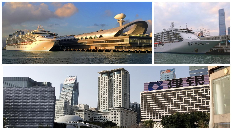 Cruise passengers should stay in hotels at Tsim Sha Tsui
