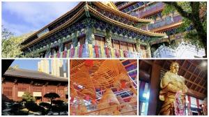 The interesting temples of Hong Kong
