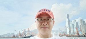July 2021 Hong Kong snapshots video of Frank the tour guide