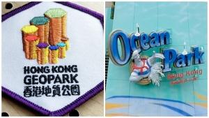 Milestone for Hong Kong Geopark and Ocean Park Hong Kong