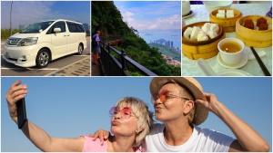Senior-friendly easy Hong Kong private tour