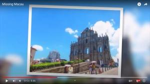 Missing Macau's St Paul's Ruins